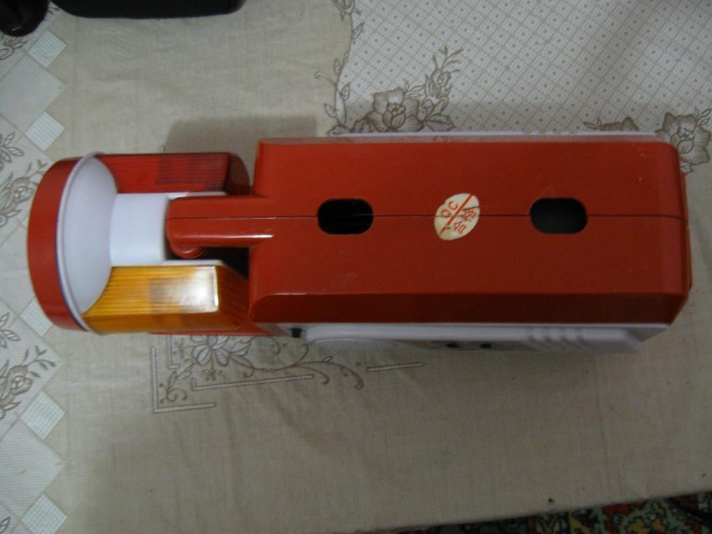 Фото 5 - Переносной фонарь с люминесцентными лампами (неиспр)