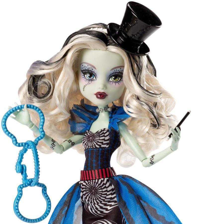 Фото 3 - Кукла Френки Штейн из серии Фрик дю Шик. Куклы Монстр Хай