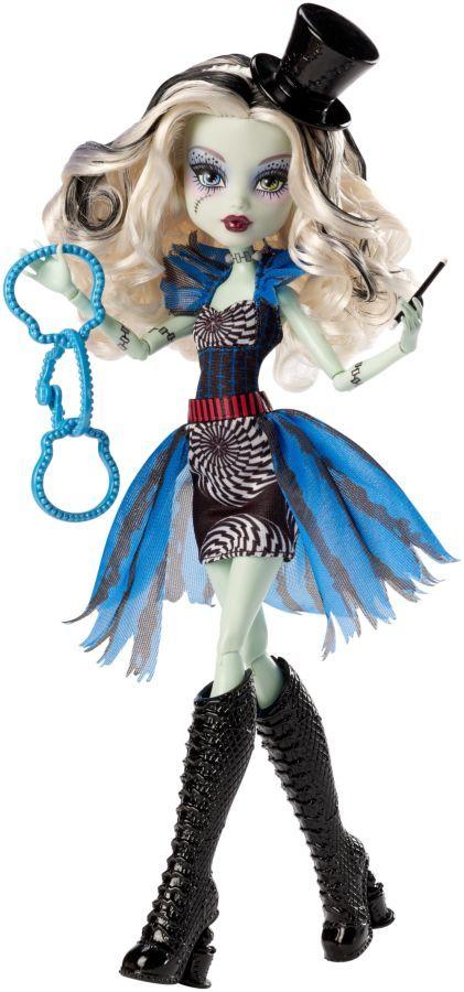 Фото 2 - Кукла Френки Штейн из серии Фрик дю Шик. Куклы Монстр Хай