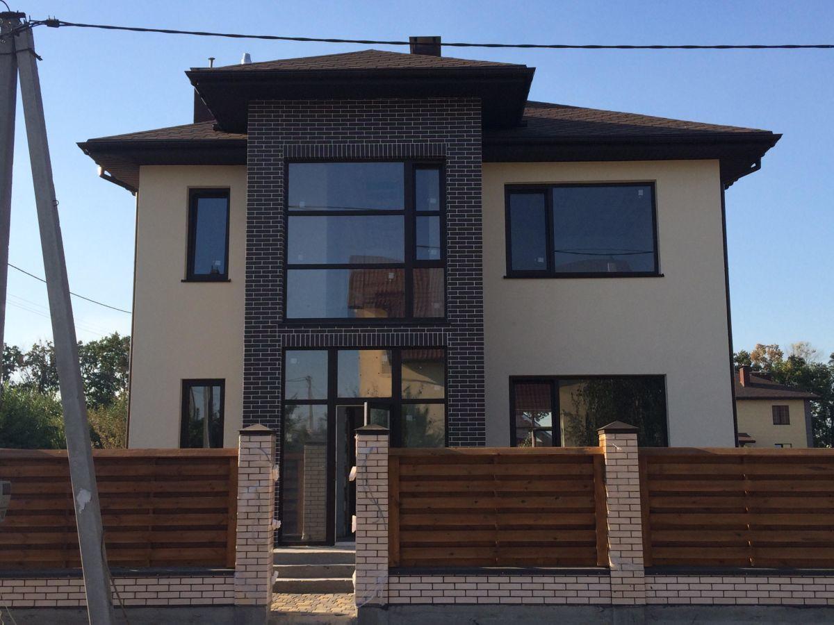 Белогородка продажа нового кирпичного дома