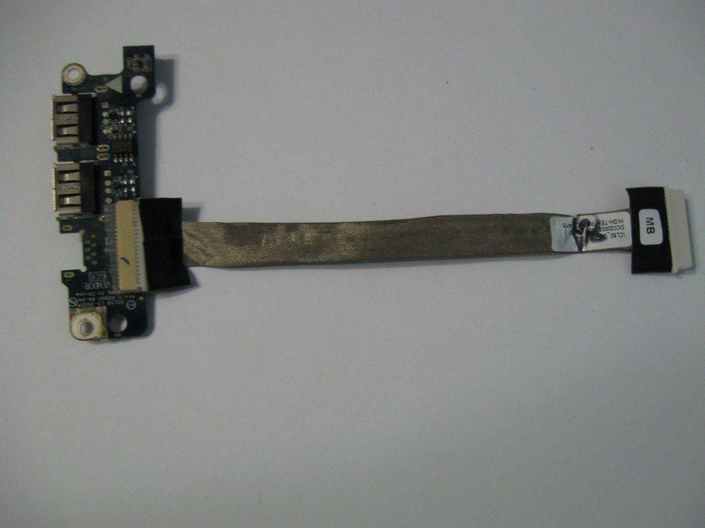 Фото 4 - Разъемы USB Acer 5720z