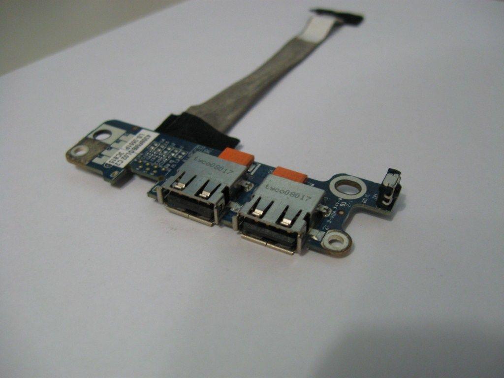 Фото 2 - Разъемы USB Acer 5720z