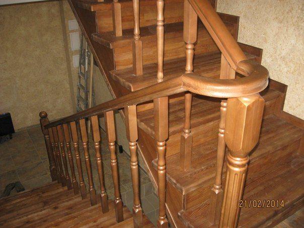 Фото 2 - Двери, лестницы и арки из натурального дерева под ключ. - Двери