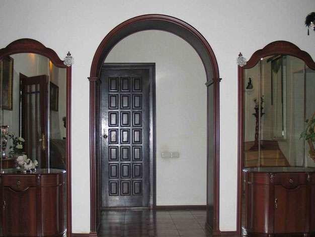 Фото 5 - Двери, лестницы и арки из натурального дерева под ключ. - Двери