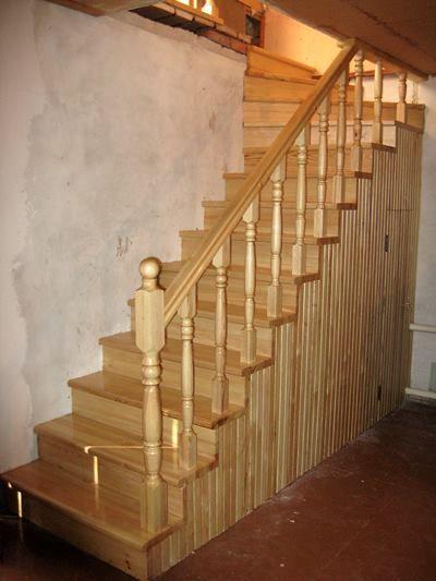 Фото - Двери, лестницы и арки из натурального дерева под ключ. - Двери