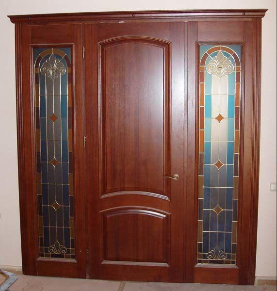 Фото 3 - Двери, лестницы и арки из натурального дерева под ключ. - Двери