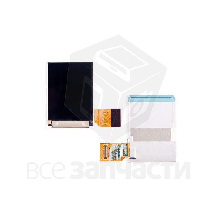 Фото - Дисплей для мобильного телефона LG KM380