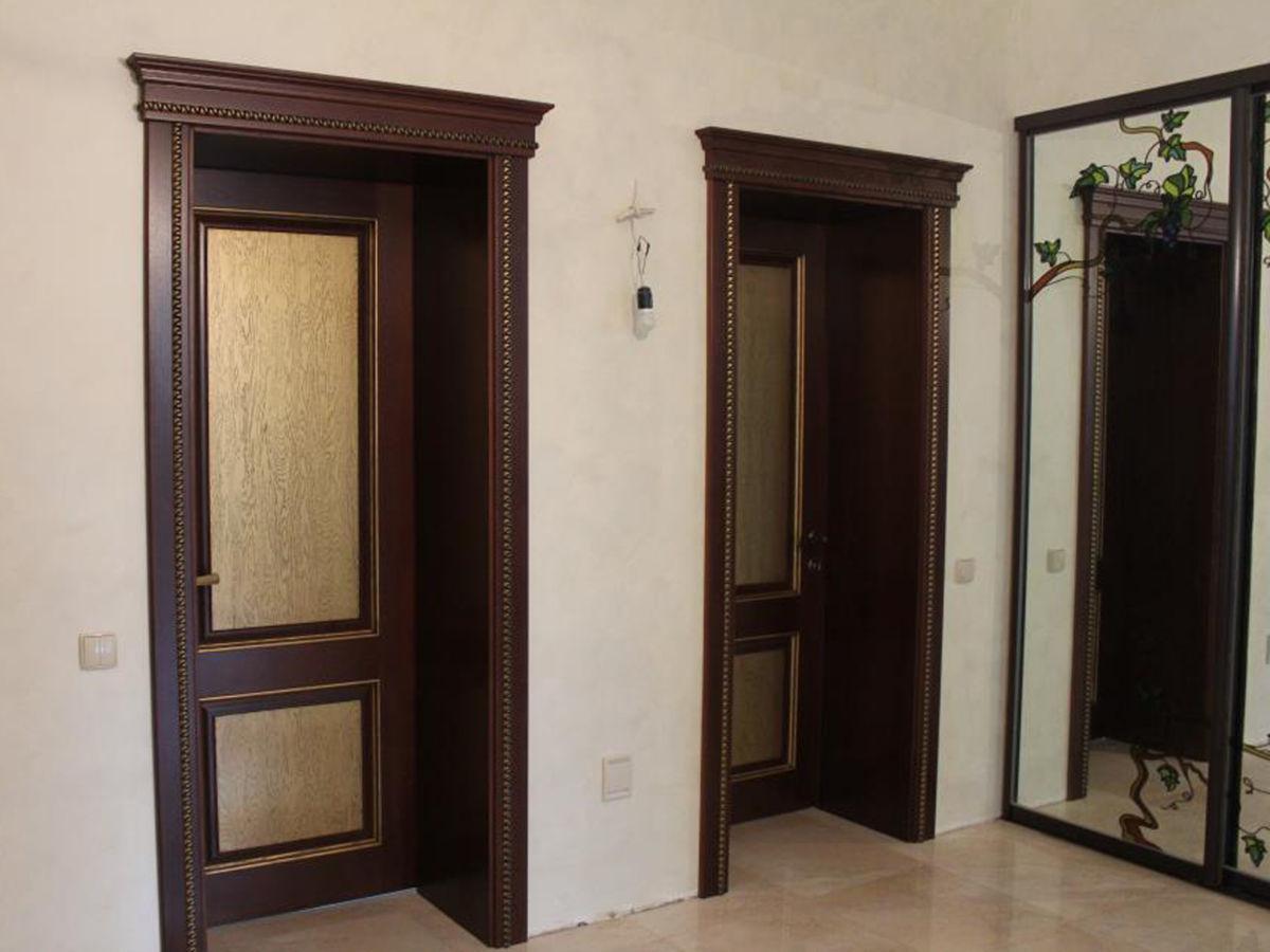 Фото 4 - Деревянные двери  любой  сложности и любого типа
