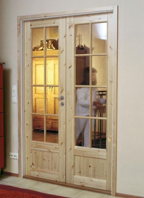 Фото 2 - Деревянные двери  любой  сложности и любого типа