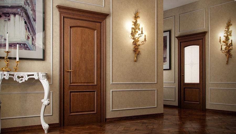 Фото 6 - Деревянные двери  любой  сложности и любого типа