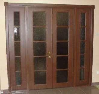 Фото 5 - Деревянные двери  любой  сложности и любого типа