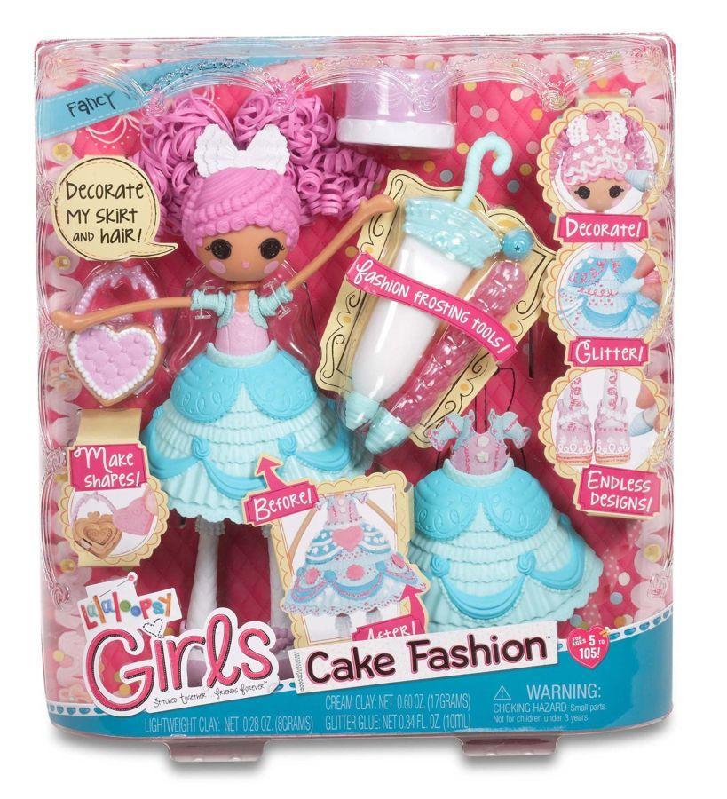 Фото 4 - Кукла Lalaloopsy Girls серии Lalabration Сластёна, 25см