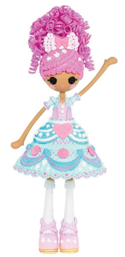Фото 3 - Кукла Lalaloopsy Girls серии Lalabration Сластёна, 25см