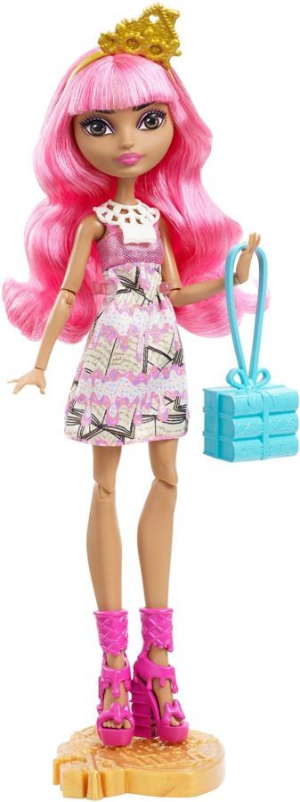 Фото 2 - Ever After High Book Party Ginger Breadhouse Doll