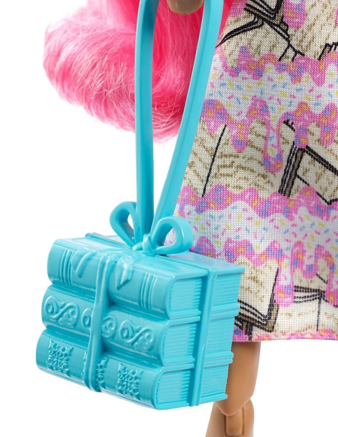 Фото 5 - Ever After High Book Party Ginger Breadhouse Doll