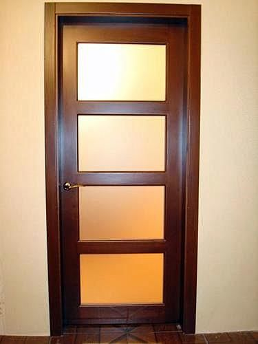 Фото - Деревянные двери под заказ, реставрация дверей.