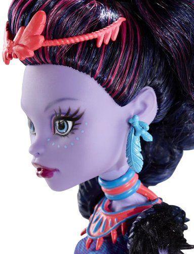 Фото 6 - Monster High Jane Boolittle Doll
