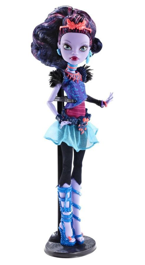 Фото 8 - Monster High Jane Boolittle Doll
