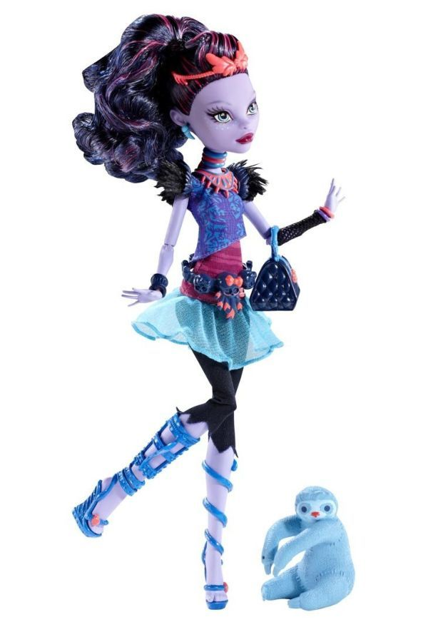 Фото 2 - Monster High Jane Boolittle Doll