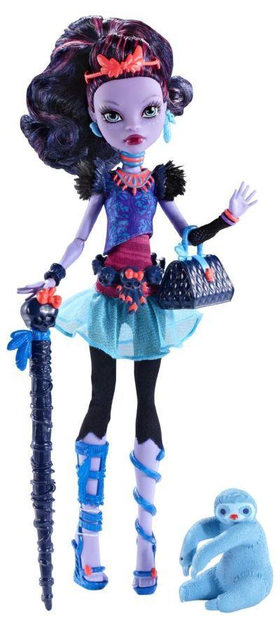Фото - Monster High Jane Boolittle Doll