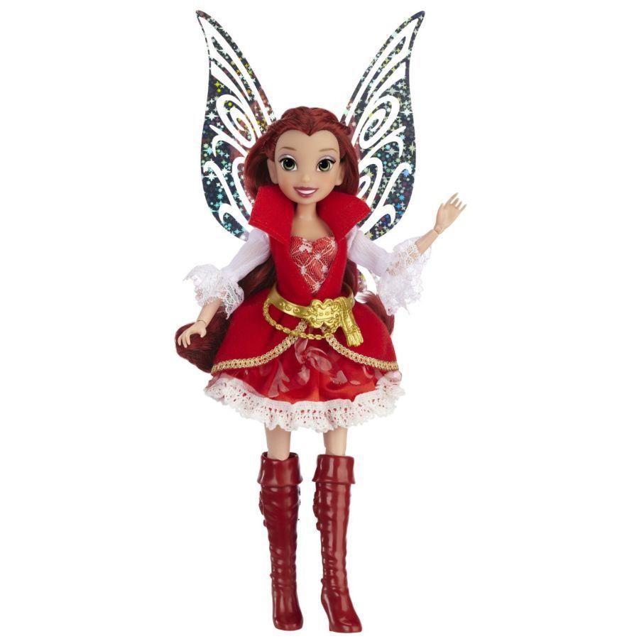 Фото - Disney fairies the pirate fairy Rosetta