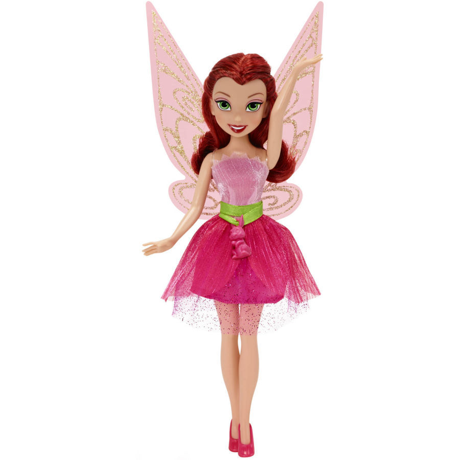 Фото - Disney fairies Rosetta with baby bunny charm