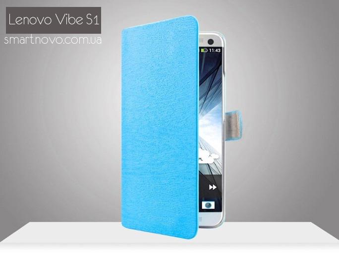 Фото - Lenovo Vibe S1 чехол-бампер книжка