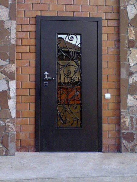Фото 9 - Обшивка входных дверей влагостойкими дверными накладками