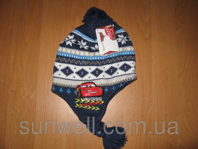 Детская шапка осень-зима Тачки Sun City р.52 55561aeb3e8c6