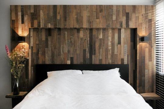 Фото 3 - Деревянная 3-D мозаика, декорирование стен деревом.