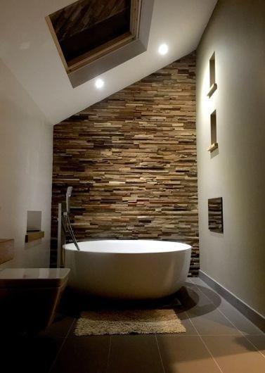 Фото 2 - Декорирование стен деревянной 3-D мозаикой, деревянные панно.