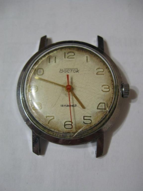 Фото - Часы Восток(неиспр).