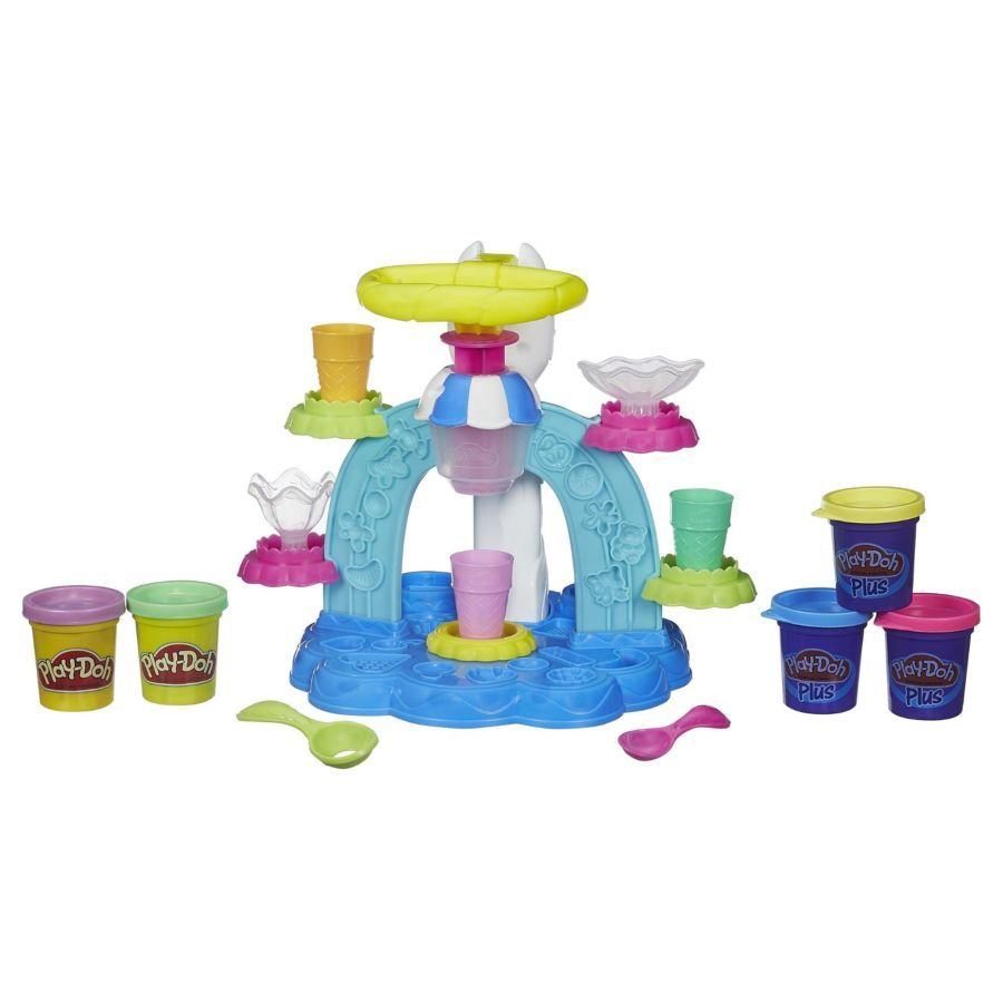 Фото - Play-Doh sweet shoppe swirl and scoop ice cream Фабрика мороженного