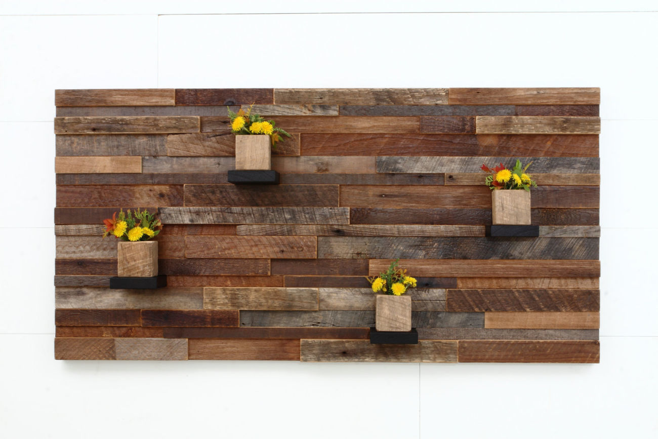 Фото 10 - Дизайн интерьеров в дереве, 3-D мозаика, деревянные панно.