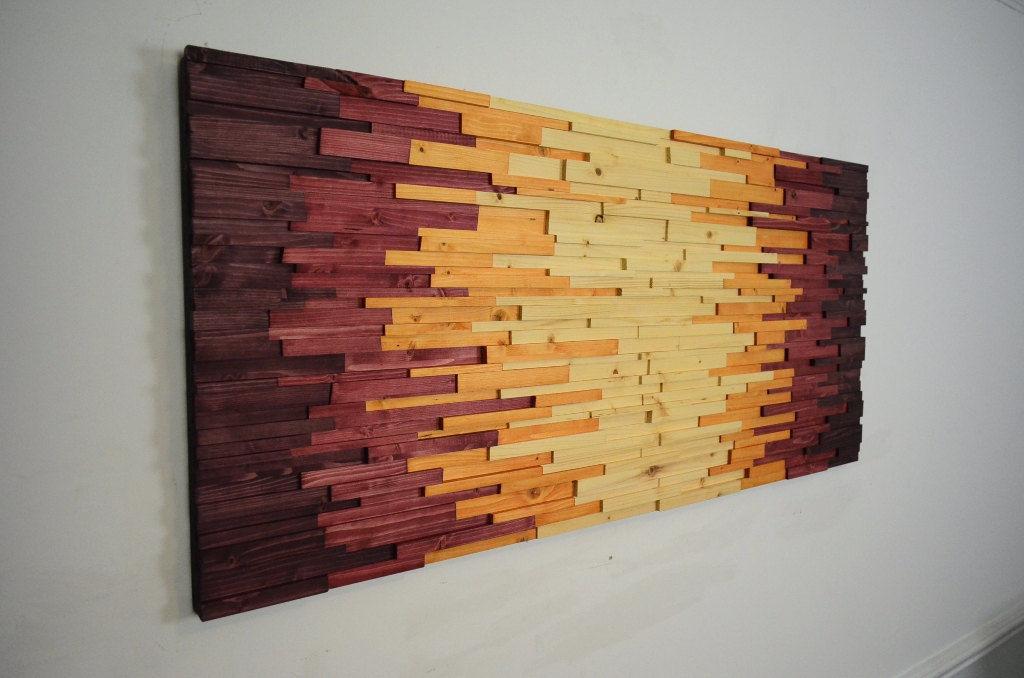 Фото - Дизайн интерьеров в дереве, 3-D мозаика, деревянные панно.