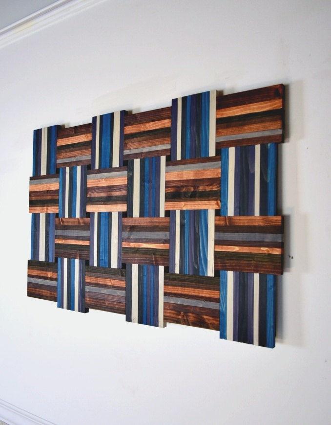 Фото 4 - Дизайн интерьеров в дереве, 3-D мозаика, деревянные панно.