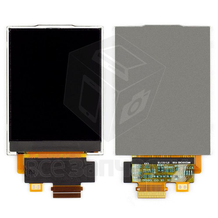 Фото - Дисплей для мобильного телефона LG KG500