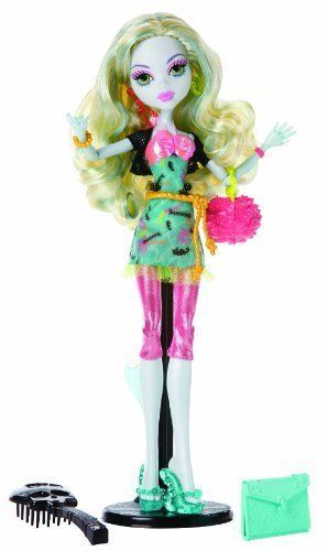 Фото 2 - Monster High Picture Day Lagoona Blue Doll