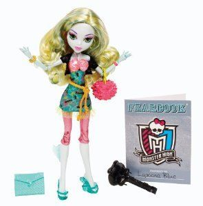 Фото - Monster High Picture Day Lagoona Blue Doll