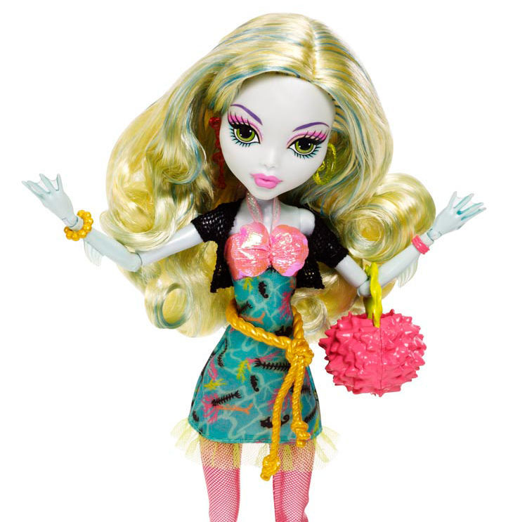 Фото 3 - Monster High Picture Day Lagoona Blue Doll