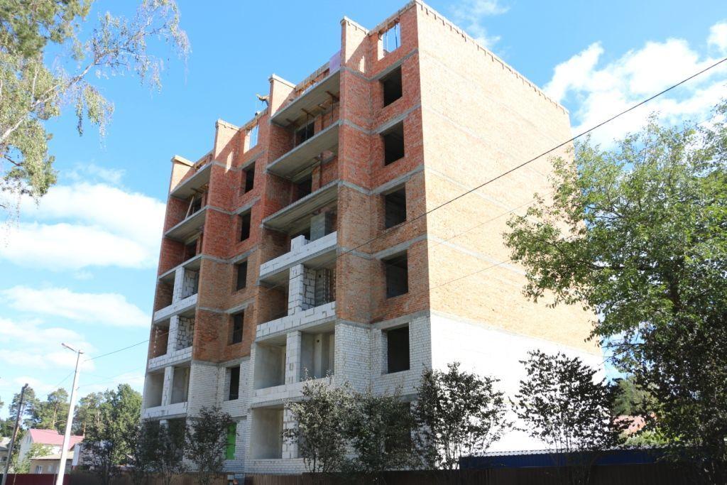 Фото 3 - Отличная однокомнатная квартира в строящемся доме