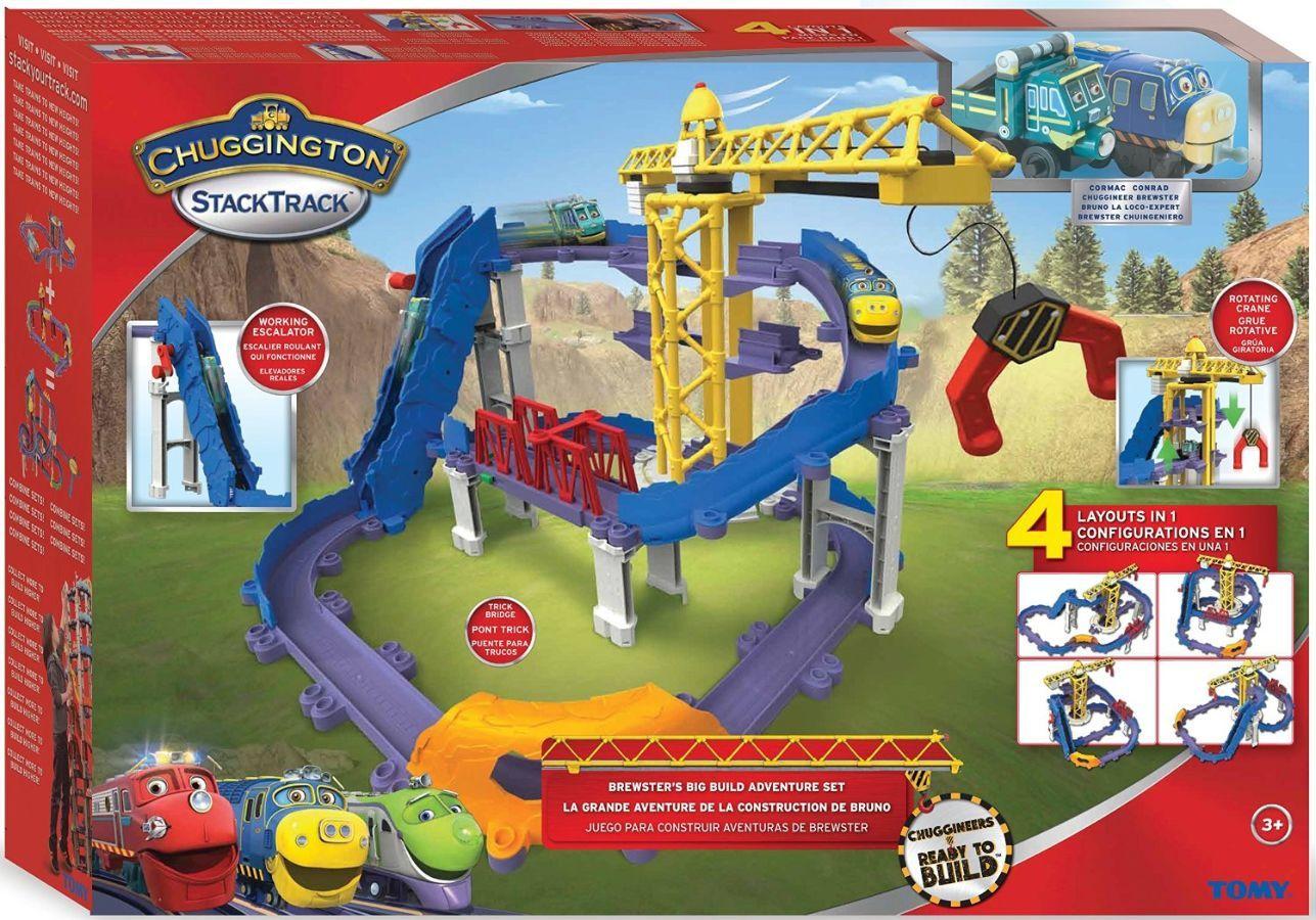 Фото 5 - Chuggington brewsters big build adventure Большая стройка Брюстера