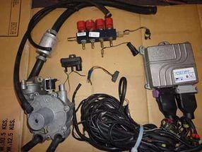 Фото 8 - Коробки передач КПП полонез ГБО ВАЗ 2101-07-08-09 5 ст Fiat в бу Европ