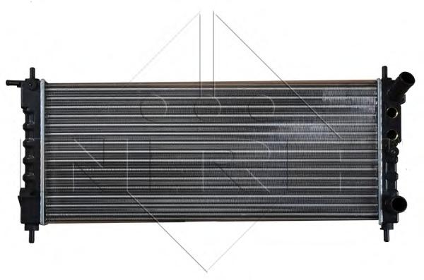 Фото - Опель Аскона 1986 . 1.3 - Радиатор охлаждения