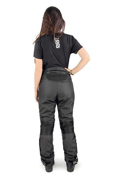 Фото 3 - Женские текстильные мотобрюки OJ Riderpant (J118)