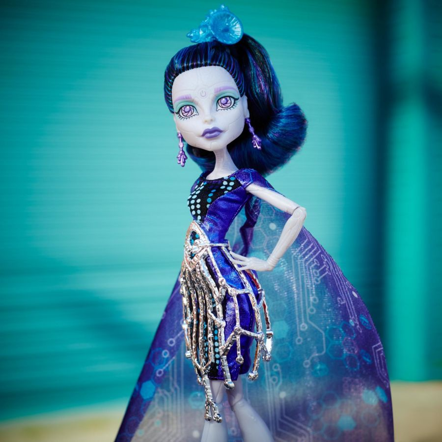 Фото 2 - Кукла Эль Иди из серии Boo York. Куклы Монстр Хай
