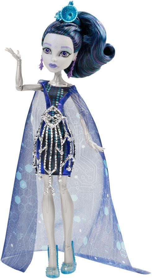 Фото - Кукла Эль Иди из серии Boo York. Куклы Монстр Хай