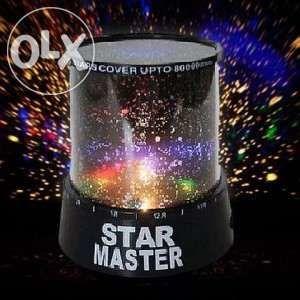 Фото - Проектор звездного неба Стар Мастер. проектор ночник