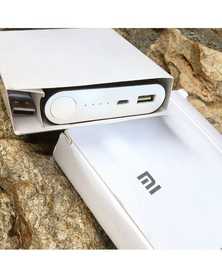 Фото 3 - Портативный аккумулятор Power bank Xiaomi 10400 mAh 4 цветов