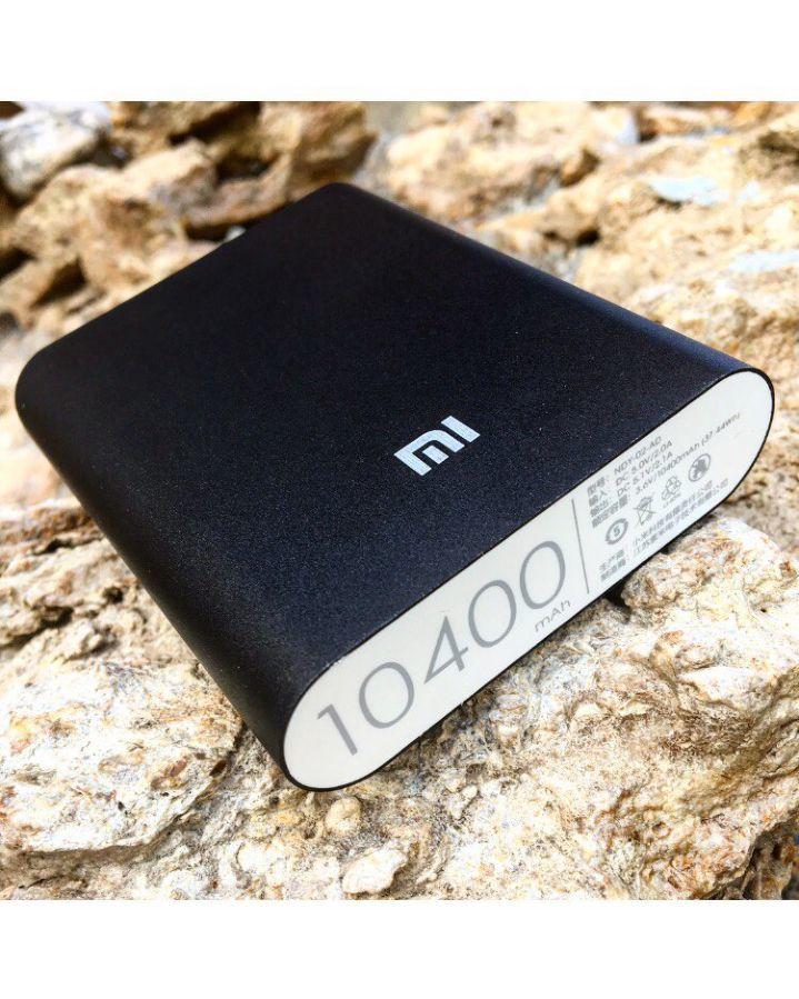 Фото 5 - Портативный аккумулятор Power bank Xiaomi 10400 mAh 4 цветов
